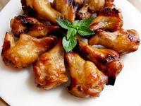 蜜醬烤翅腿