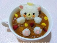 [趁熱品嚐]拉拉熊愛泡湯