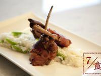 【7/食】培根羊排蘆筍燉飯