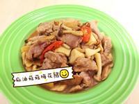 麻油綜合菇菇梅花豬🐷
