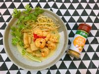 叻沙海鮮湯