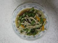 豆鼓小白菜