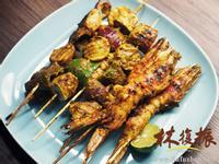 [中秋烤肉] 印式masala(馬薩拉)串燒-兩人小餐桌
