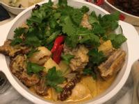 紅咖哩鴨湯煲