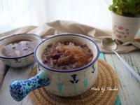 紅豆銀耳甜湯