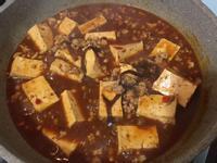 簡單快速的麻婆豆腐