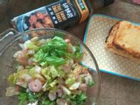 十分鐘上菜-涼拌甜辣蝦沙拉
