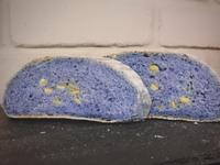 純素梵谷星空麵包