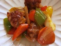 糖醋蔬菜小肉球(露營OK)