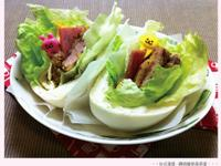 口袋漢堡-饅頭豬排蔬菜堡