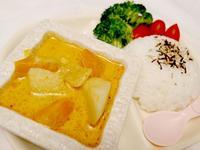 【趁熱品嚐】南洋椰香咖哩雞