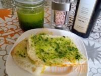 香蒜橄欖油抹醬