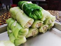 生酮低碳高麗菜卷