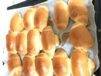 奶油熱狗麵包