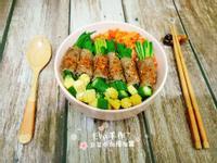 韭菜和牛捲