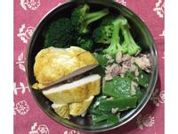 增肌減脂便當-青椒伴鮪魚