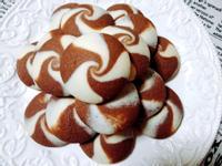 雙色螺旋餅乾