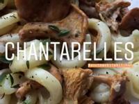 Chatarelles 雞油菌義大利麵