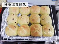 溫莎麵包(抹茶蔓越莓)