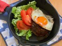 馬鈴薯泥漢堡排—留學生食譜