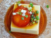 醬油黃身漬ft.芙蓉豆腐