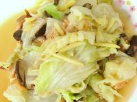 干貝糖開陽白菜