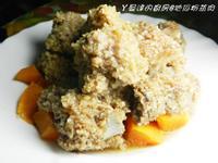 ㄚ曼達的廚房~地瓜粉蒸肉