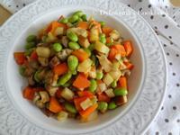 DYLANAMA ♥ 素炒鮮蔬丁