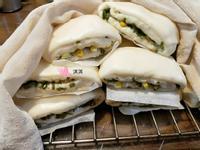 玉米蔥捲饅頭(老麵)