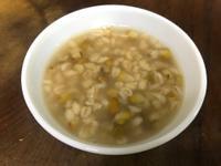 萬用鍋 新手綠豆薏仁湯