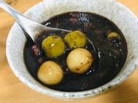 萬用鍋  DIY抹茶湯圓紅豆紫米湯