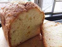 【麵包機食譜】芝士方包