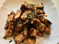 乾煎蒜香三層肉(拜拜後的三層肉)