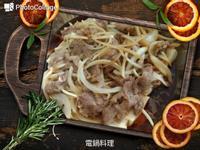 薑燒豬肉豆腐