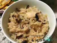 【寶寶食譜】香菇麻油雞飯1Y+
