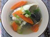 鮮魚湯(電鍋料理)