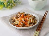 韓風菇菇拌炒