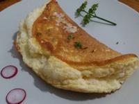 簡單的舒芙蕾蛋