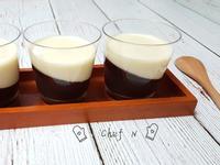 【白巧奶酪茶凍】