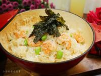 日式蝦仁炊飯