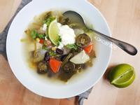 美式燉辣蔬菜湯(牛頭牌原味高湯)