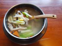 山藥珍菇湯