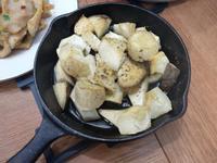 橄欖油烤杏鮑菇
