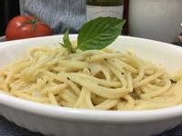 白醬義大利麵