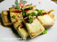 ㄚ曼達的廚房~煎雞蛋豆腐