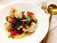 🇮🇹義式小章魚🐙沙拉
