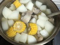 蘿蔔雞湯 家常湯