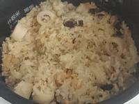 什錦高麗菜飯