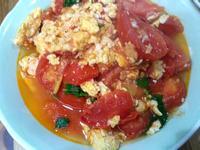 番茄炒蛋-銅板價食材  家常菜
