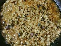 香菇脆瓜滷肉燥